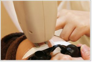 滋賀県大津市のネイルサロン・脱毛サロンビュキュア施術の流れ