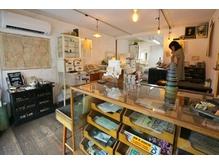 築100年以上の町家を改装したオシャレなお店